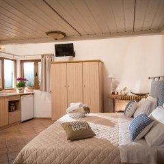 Notos Heights Hotel & Suites 4* Бунгало с различными типами кроватей фото 3