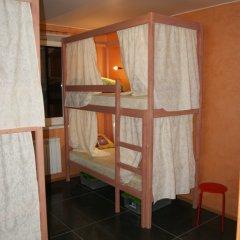 Хостел РусМитино Кровать в женском общем номере с двухъярусными кроватями фото 3