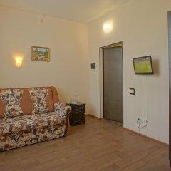 Гостиница Славянка Стандартный номер с различными типами кроватей фото 9