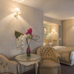 Отель Belloy St Germain 4* Стандартный номер фото 12
