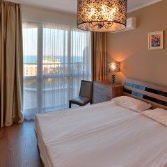 Апарт-Отель Golden Line Улучшенные апартаменты с различными типами кроватей фото 3