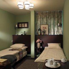 Мини-Отель Амстердам Номер Бизнес разные типы кроватей фото 2