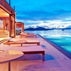 Sri Panwa Phuket Luxury Pool Villa Hotel бассейн