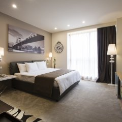 Отель Опера Сьют 4* Стандартный номер с различными типами кроватей фото 2