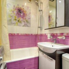 Апартаменты на Открытом шоссе ванная