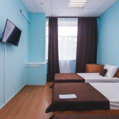 Гостиница Бизнес-Турист Номер Комфорт с различными типами кроватей фото 9