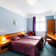 City Hotel Teater 4* Стандартный номер с разными типами кроватей фото 2