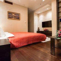 Апартаменты на Пресненской набережной Полулюкс с разными типами кроватей фото 5