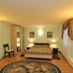 Hotel Olimpiya 3* Улучшенный номер с различными типами кроватей фото 5