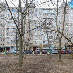 Апартаменты Domumetro на Россошанской 3/2 парковка