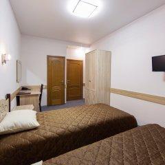 Мини-Отель Новотех Стандартный номер с различными типами кроватей фото 29