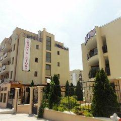 Апартаменты Sandapart Sunny Victory Apartments Солнечный берег вид на фасад фото 2