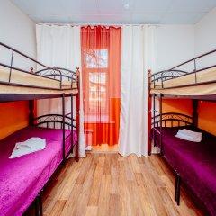 Хостел Берег Кровать в общем номере фото 9