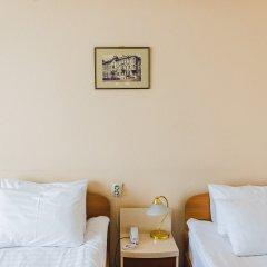 Гостиница Визит 3* Стандартный номер с двуспальной кроватью фото 6