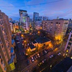 Апартаменты LikeHome Апартаменты Тверская Улучшенные апартаменты разные типы кроватей фото 24