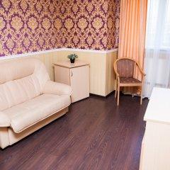 Гостиница Премьер Номер Комфорт с различными типами кроватей фото 5