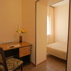 Гостиница Славянка Номер Комфорт с различными типами кроватей фото 3