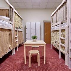 Centeral Hotel & Hostel Кровать в общем номере фото 4