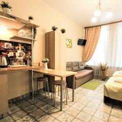Мини-Отель Меланж Стандартный номер с различными типами кроватей фото 26