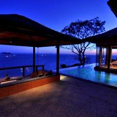 Sri Panwa Phuket Luxury Pool Villa Hotel 5* Вилла с различными типами кроватей фото 57