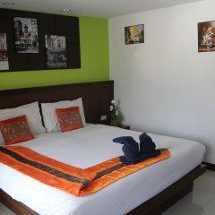 Green Harbor Patong Hotel 2* Стандартный номер разные типы кроватей фото 8