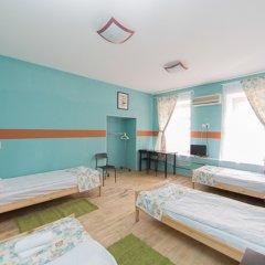 Мини-Отель Компас Номер с общей ванной комнатой с различными типами кроватей (общая ванная комната) фото 19