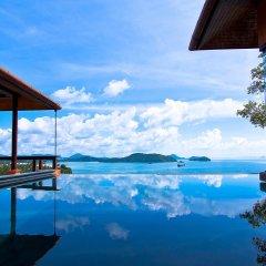 Sri Panwa Phuket Luxury Pool Villa Hotel 5* Вилла с различными типами кроватей фото 64