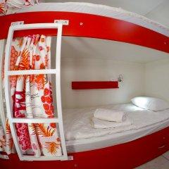 Гостиница HQ Hostelberry Кровать в общем номере с двухъярусной кроватью фото 31