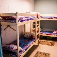 Хостел Sleep&Go Кровать в общем номере с двухъярусной кроватью фото 2