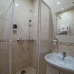 Гостиница Теремок Пролетарский ванная фото 2