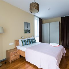 Апарт-Отель Skypark Вилла с разными типами кроватей фото 18