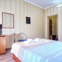 Гостиница Олимп Стандартный номер с разными типами кроватей фото 5