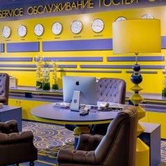 Гостиница Двухместный номер Делюкс с 1 кроватью развлечения
