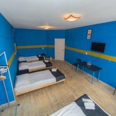 Мини-Отель Компас Номер с общей ванной комнатой с различными типами кроватей (общая ванная комната)