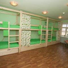 Хостел ВАМкНАМ Захарьевская Кровать в мужском общем номере с двухъярусной кроватью фото 2