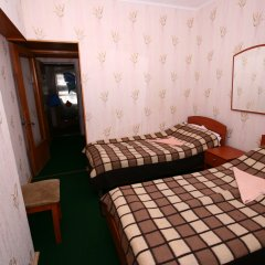 Гостиница Горные Вершины Номер категории Эконом с различными типами кроватей фото 3