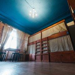 Гостиница Кон-Тики Кровать в общем номере с двухъярусной кроватью фото 2