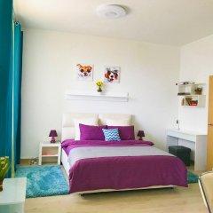 Апартаменты Dream Life комната для гостей фото 3