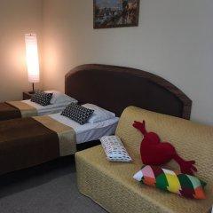 Гостиница Вояж Улучшенный номер с различными типами кроватей фото 16