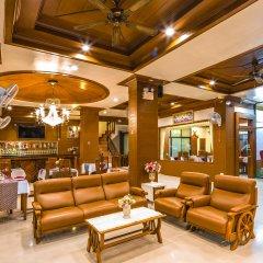 Отель Azhotel Patong интерьер отеля
