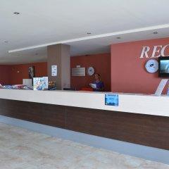 TM Deluxe Hotel интерьер отеля