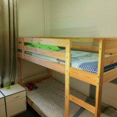 Мини отель Милерон Кровать в общем номере фото 8