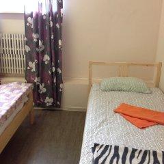 Гостиница Вернисаж Номер Эконом с разными типами кроватей (общая ванная комната) фото 11