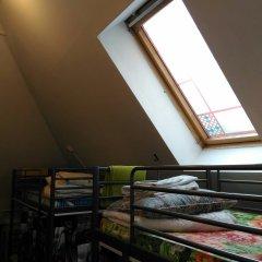 Хостел Кислород O2 Home Кровать в общем номере фото 11