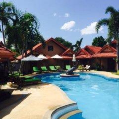 Отель Happy Elephant Resort 3* Номер Делюкс с различными типами кроватей фото 4