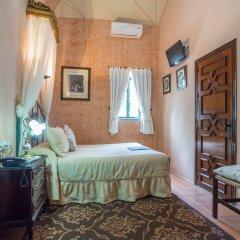 Отель Hacienda El Santiscal - Adults Only Стандартный номер с различными типами кроватей фото 3