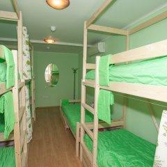Хостел ВАМкНАМ Захарьевская Кровать в общем номере с двухъярусной кроватью фото 9