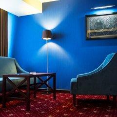 Ани Плаза Отель 4* Номер Делюкс с различными типами кроватей фото 5