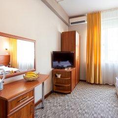 Гостиница Радужный 2* Улучшенный номер с разными типами кроватей фото 9
