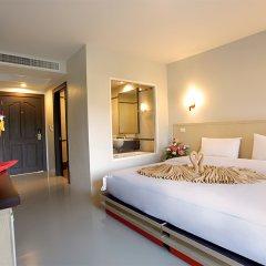 Patong Pearl Hotel 3* Улучшенный номер с различными типами кроватей фото 3